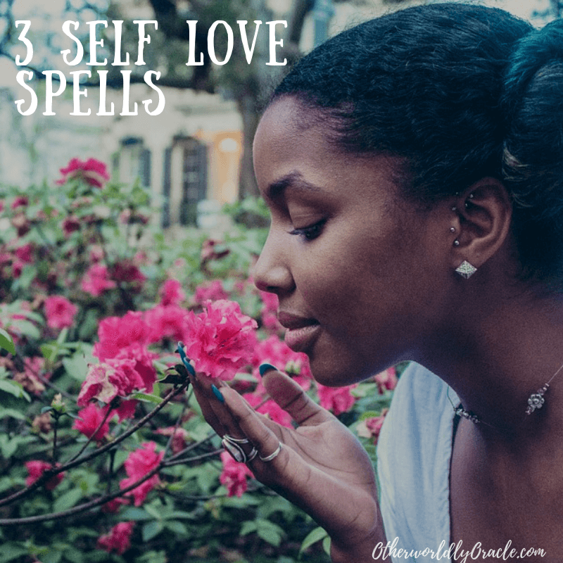 3 SIMPLE Self Love Spells for When You Need a Boost of Confidence!