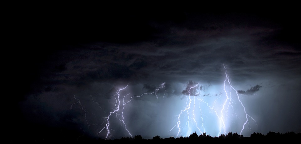 Charge your tools with the power of lightning as a form of storm magick.