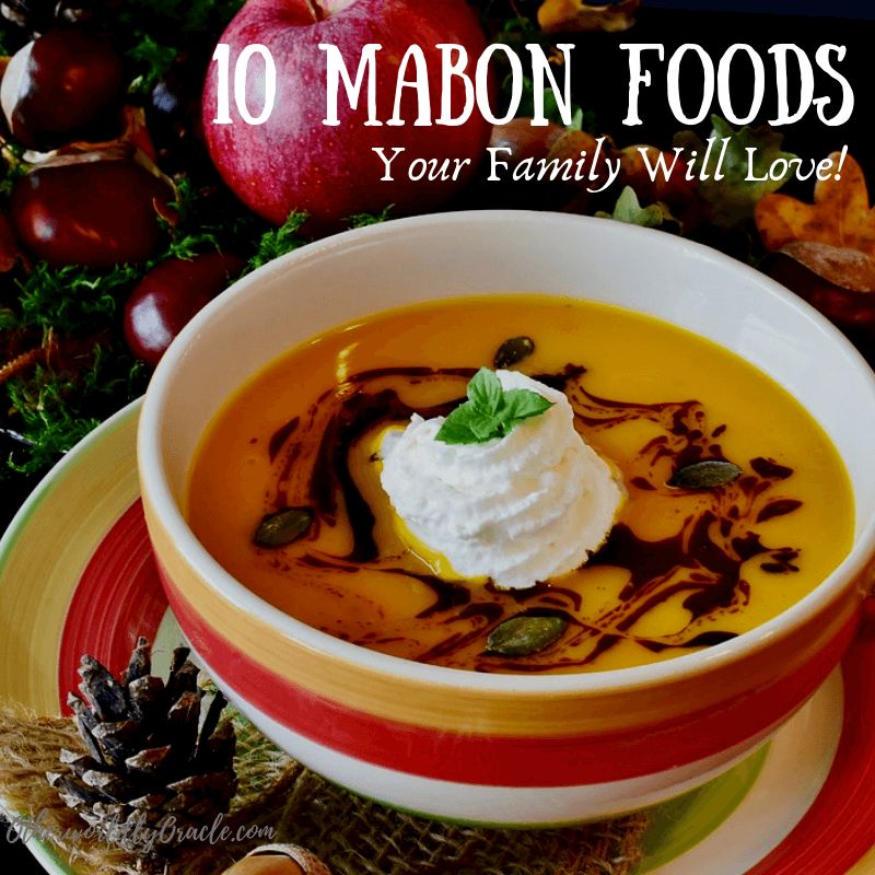 10 Delicious Mabon Foods & Recipes for the Whole Family!