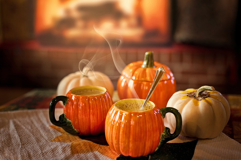 It's never too early for pumpkin spice coffee...especially on Mabon!