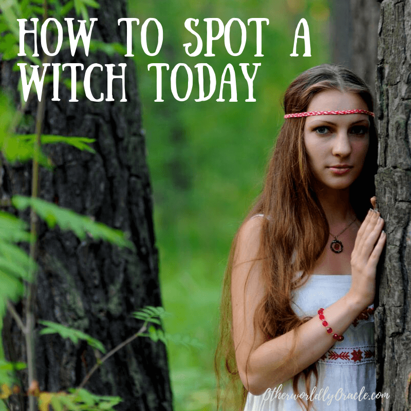 How to Spot a Witch Today in 8 Ways (According to a Modern Witch)