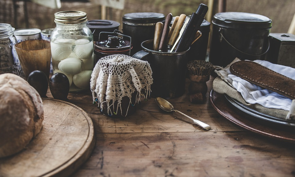 Kitchen Witchcraft is as easy as being mindful and resourceful!