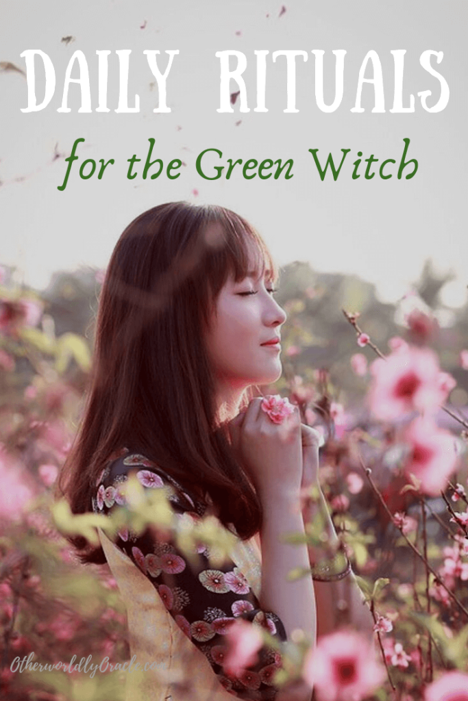 TEN Simple Daily Rituals for the Green Witch