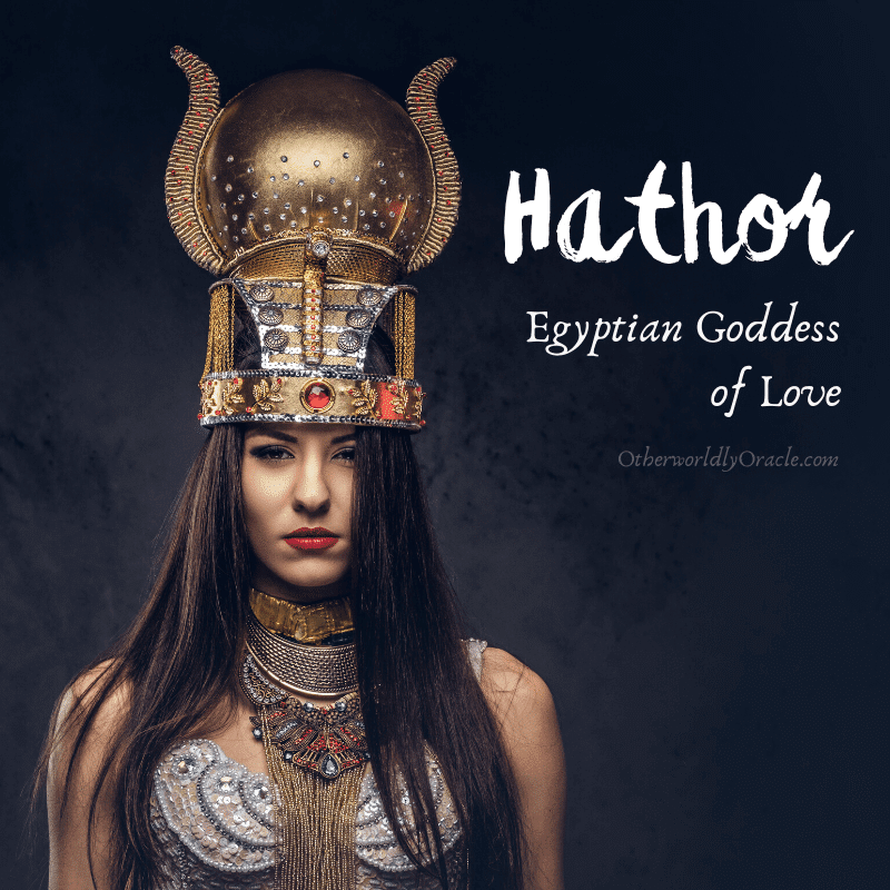 Egyptian Goddess of LOVE: How to Work with Hathor for Love & Passion