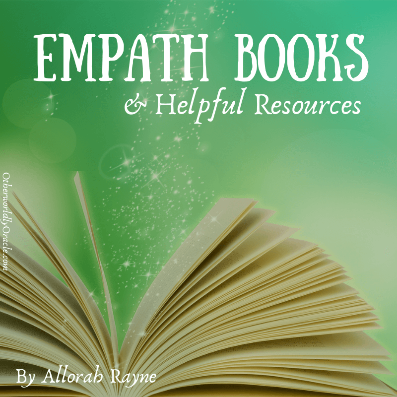 The Empath Series: Empath Books and Helpful Resources