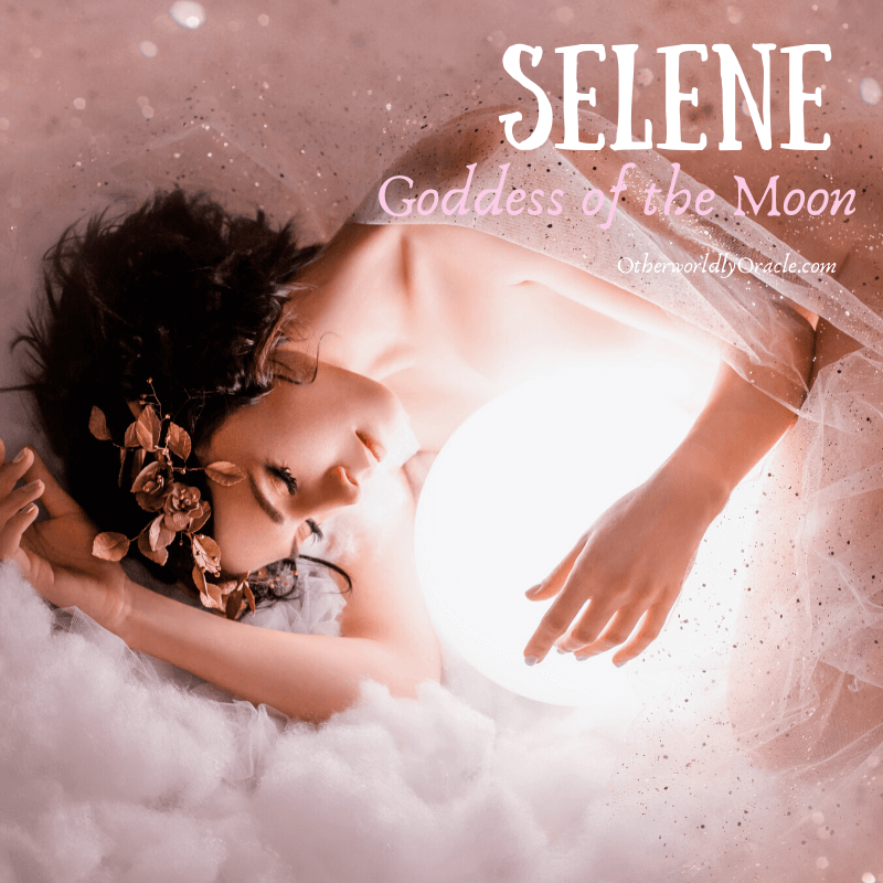 Get to Know Selene GODDESS of the MOON