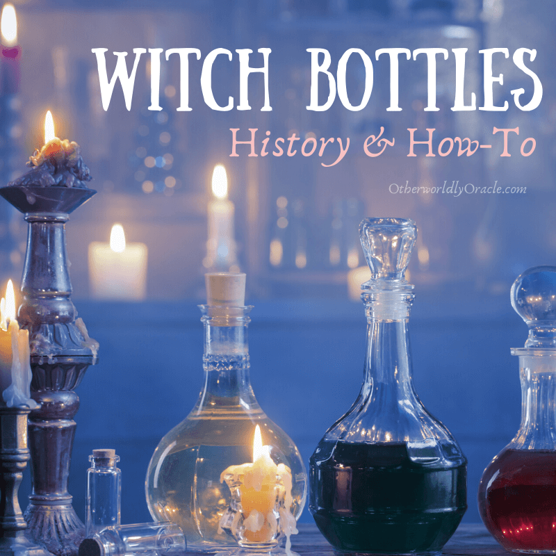 Witch Bottles: Archaeology, Uses and a FULL Tutorial!