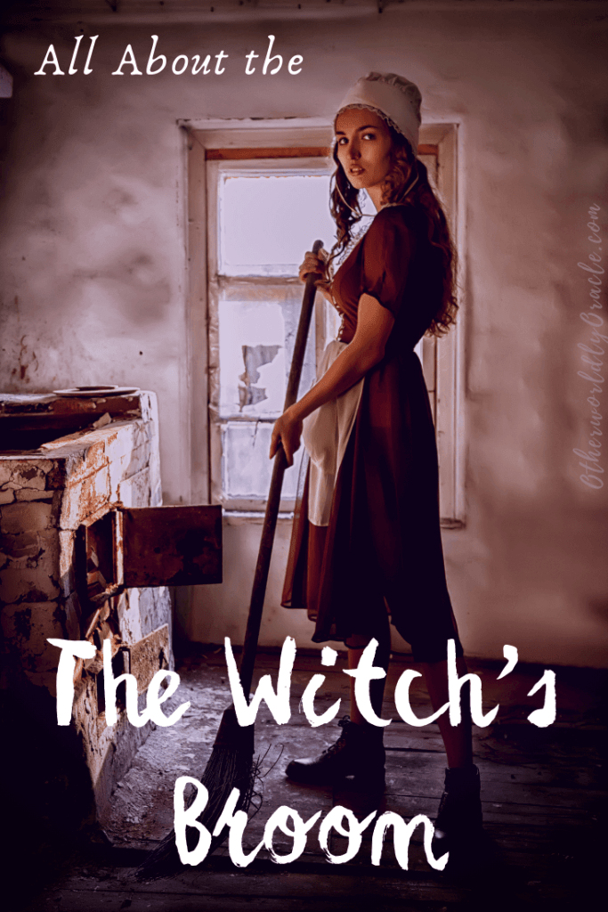 The Witch's Broom: History, Magic Uses and How to Make a Besom