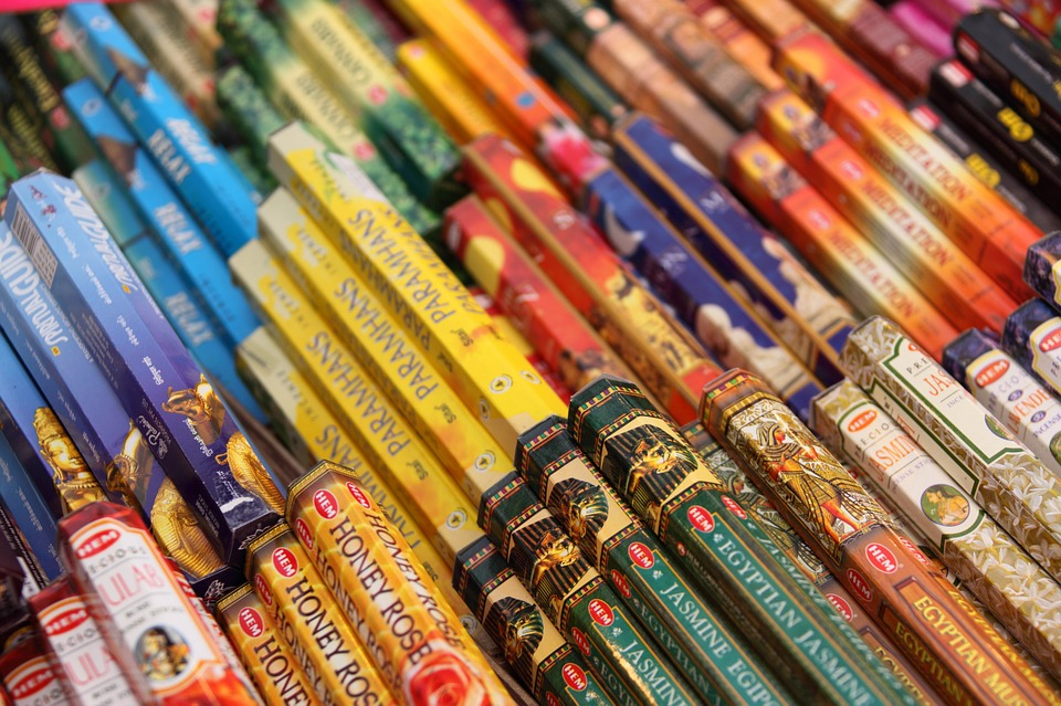 Incense magic can be used in different forms of incense.