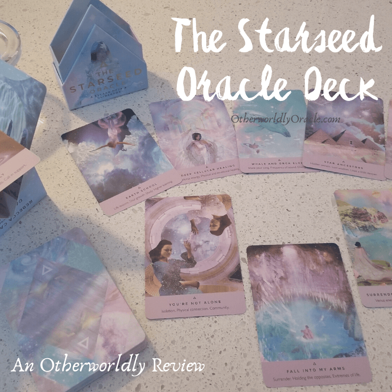 THE STARSEED Oracle Deck: An Otherworldly Review