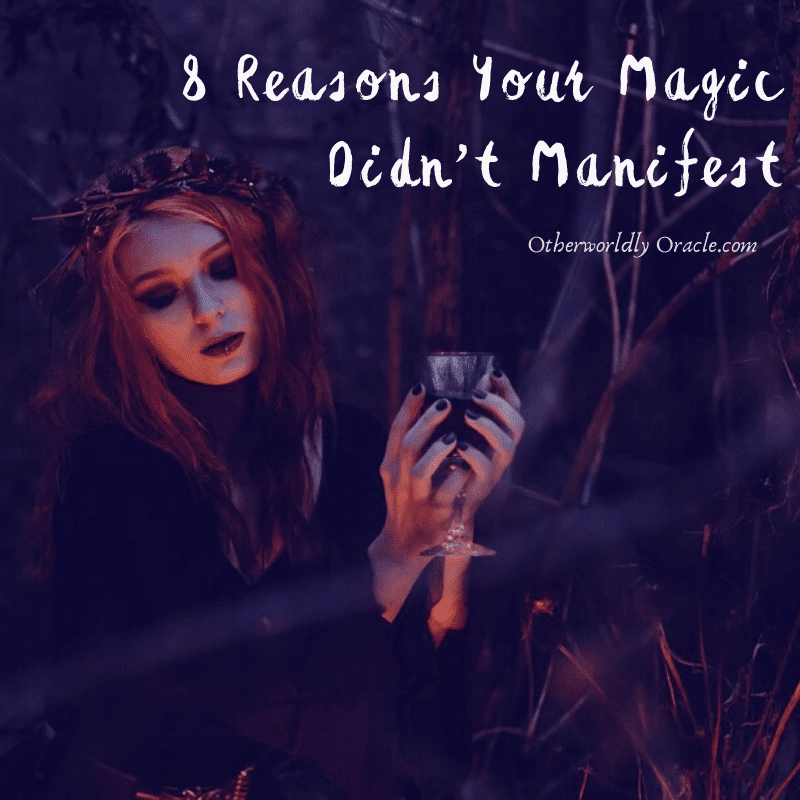 8 REAL Reasons Your Magic Fails and How to Fix It