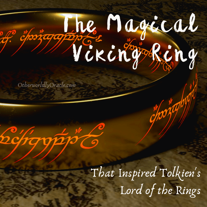 The Kingmoor Ring: Magical Viking Ring that Inspired Lord of the Rings