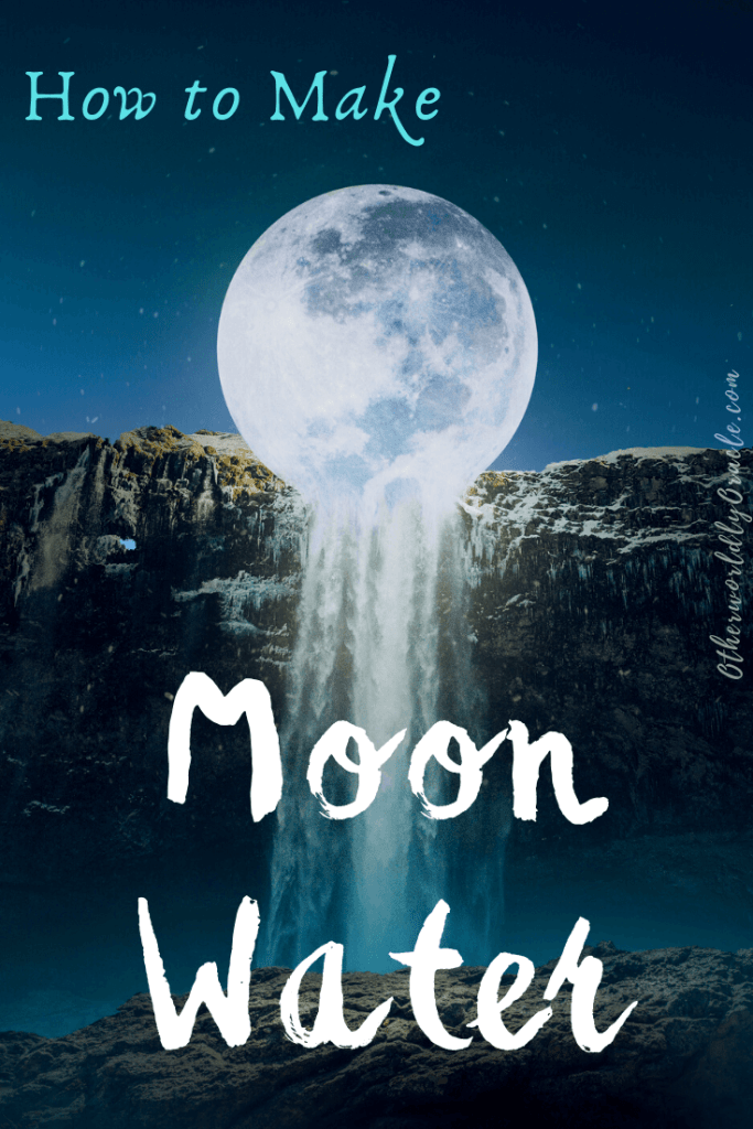Moon Water Magic: How to Make Your Own!