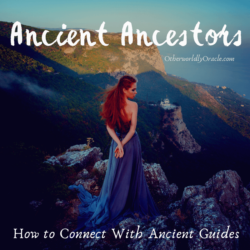 Ancient Ancestors: Our Ancient Bloodine and Ways to Connect With Ancestral Guides