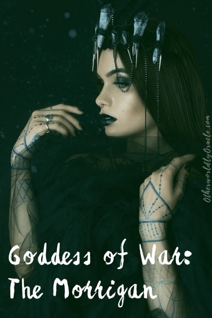 Celtic Goddess of War: How to Work with The Morrigan