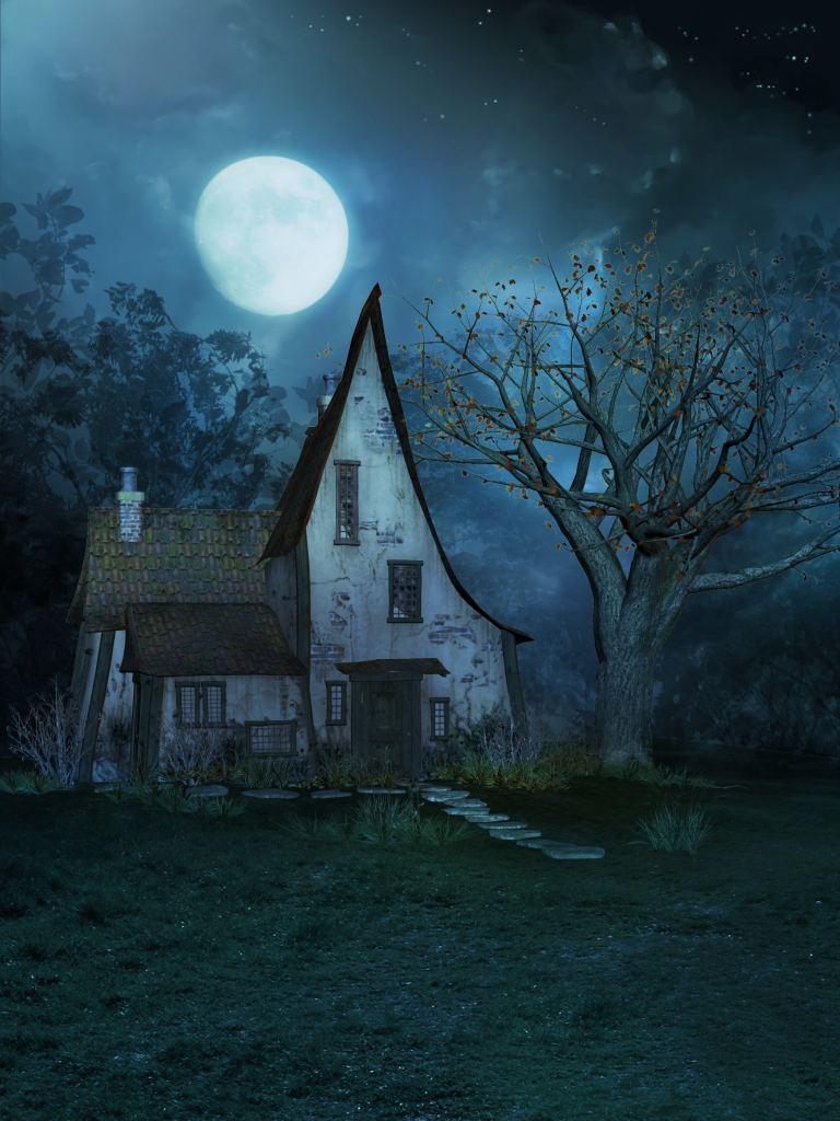New house spells here!