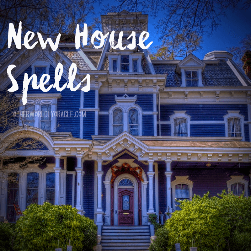 2 New House Spells: A Spell For Your Dream Home & Locator Spell