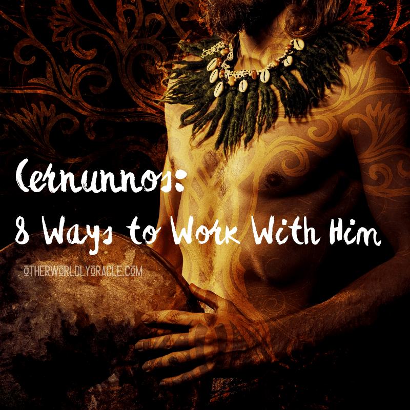 Celtic God Cernunnos: 8 Ways to Work With the Horned One