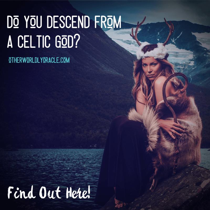 Divine Ancestors: Do You Descend From a Celtic God or Goddess? Find Out Here!