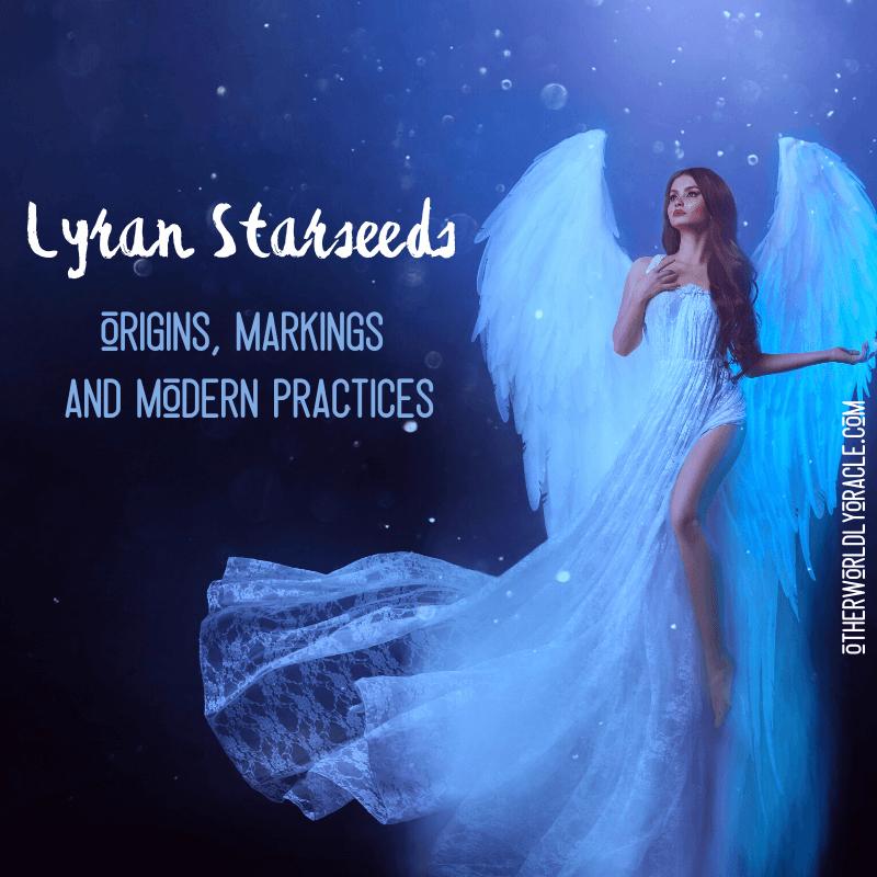 Lyran Starseeds: Markings, Gods, Origins and Modern Starry Practices