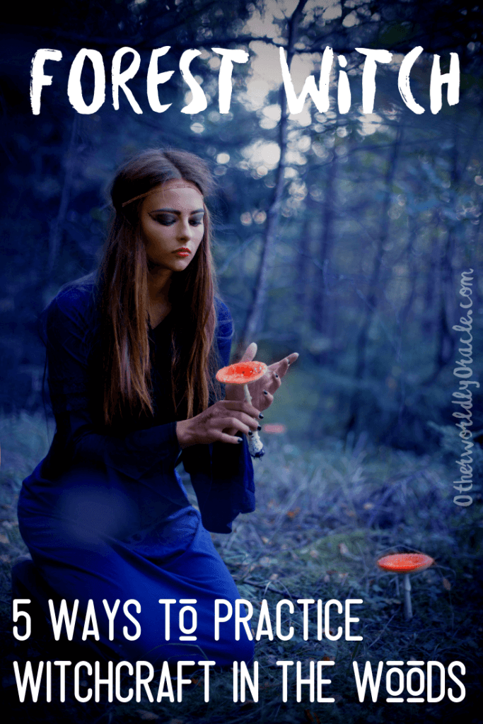 Forest Witch: How to Practice Witchcraft in the Woods