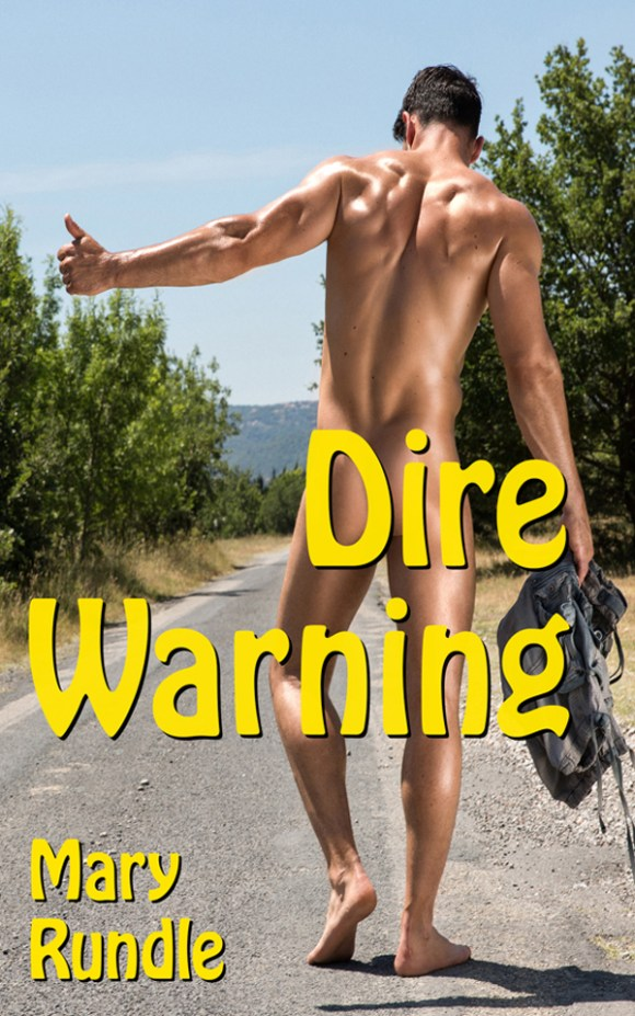 COVER Blackwood Pack Book 1 - Dire Warning