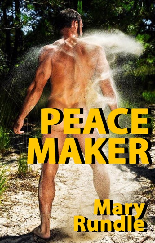 COVER Blackwood Pack Book 3 - Peace Maker