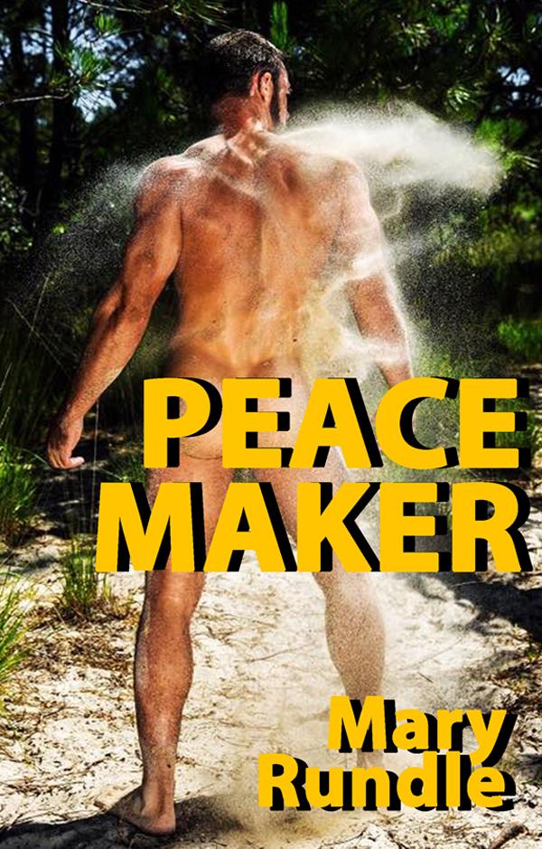 COVER Blackwood Pack Book 3 - Peace Maker