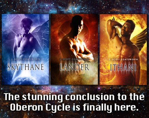 Oberon Cycle Trilogy