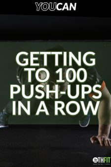 I have a goal to be able to do 100 push ups in a row and this is the best training program to reach it. Read how and why it works and how you can apply it to any training goal you have.