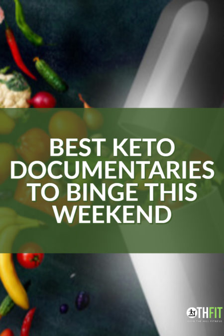 Are you looking to snuggle up and binge watch keto documentaries? Here are our favorites, each one will teach and motivate you to really look at your diet. #keto #diet