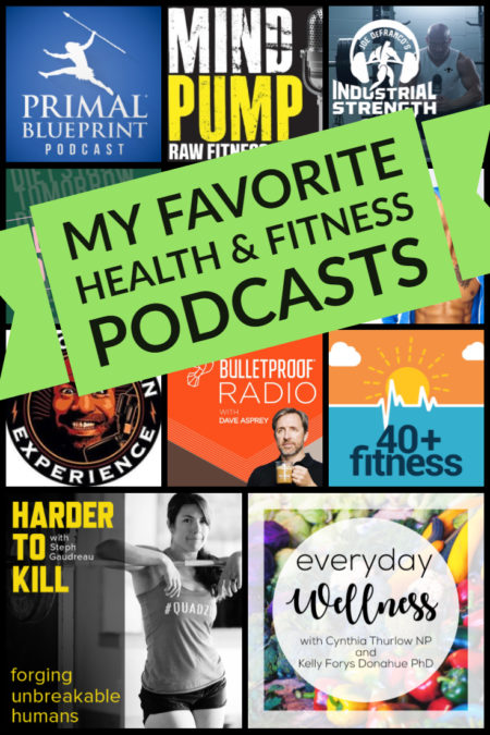 A great list of health and fitness podcasts that you will definitely want to bookmark.