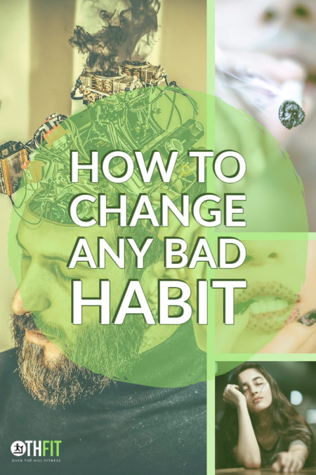 OthFit explores the steps to change a bad habit. From understanding how a habit if formed to the steps to replace the habit with a positive action, we'll help you get your bad habits under control.