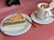 Und eine kleine Pause bei Kaffee und Kuchen.