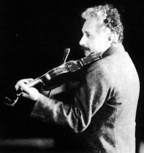Einstein y la Música