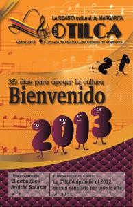 Revista OTILCA Enero 2013
