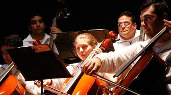 Otilca celebra la navidad ofreciendo un gran concierto / Foto: CHRISTIAN ZERPA
