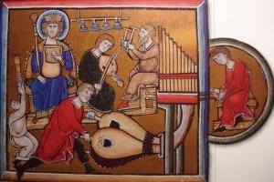 medieval instrumentos