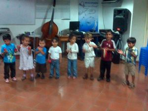Kinder Musical Otilca