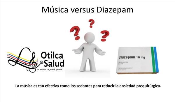 Otilca | Música versus Diazepam