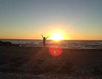 Captiva sunset Joy