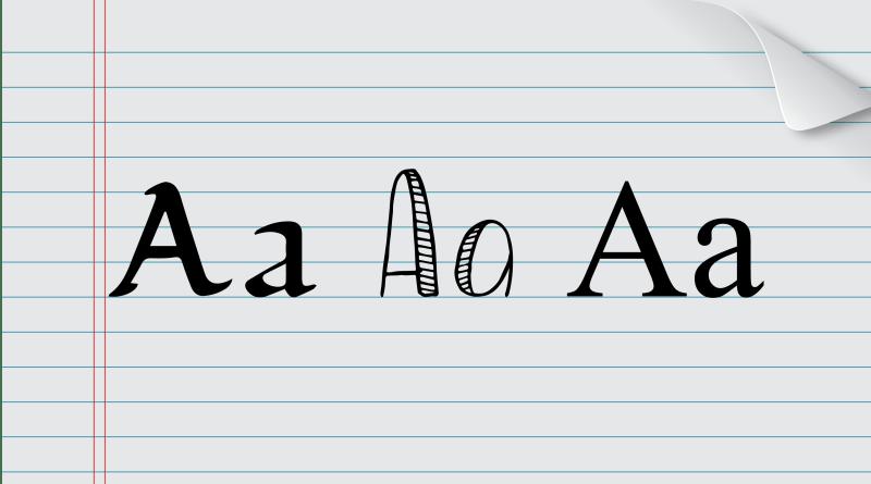 Caligrafia, Lettering e Tipografia: As Formas de Criar Letras
