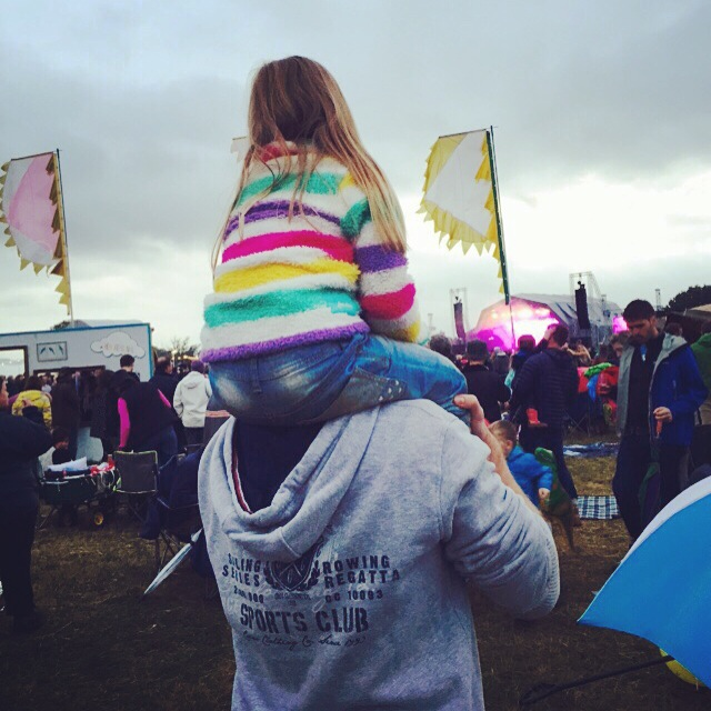 family friendly festivals with kids