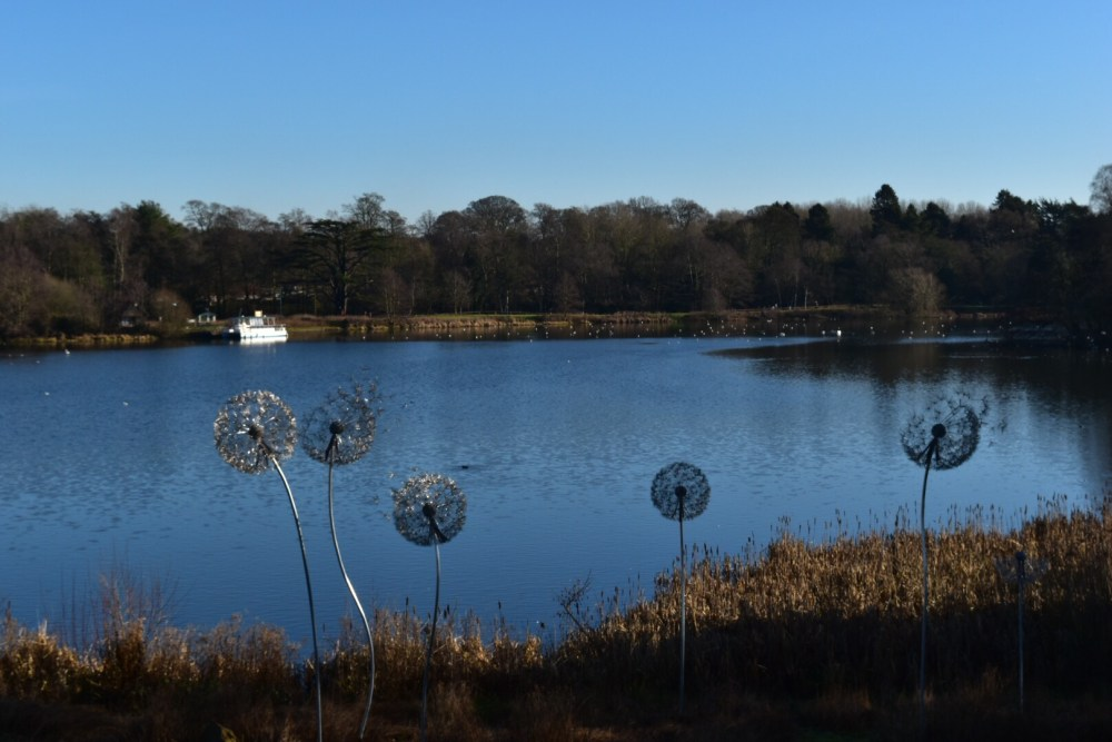 Trentham Estate and Trentham lake, a family friendly day out in Staffordshire