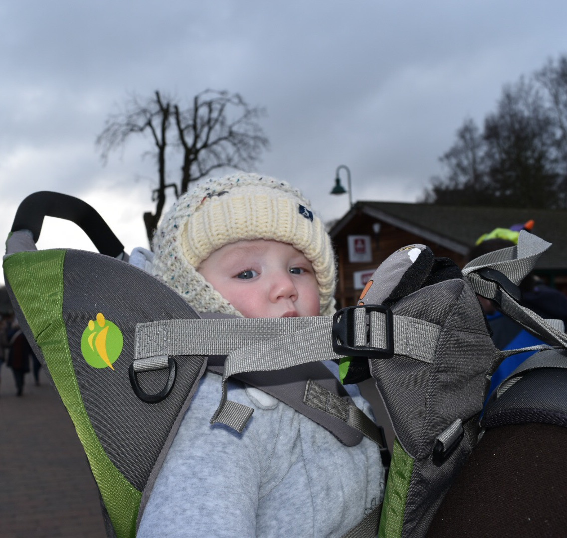 Winter Walks, Scooters and Introducing our Little Adventurer