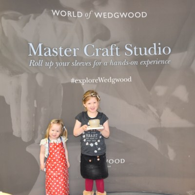 Family Day Out – World of Wedgwood