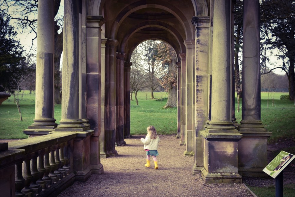 A day out in Staffordshire at Trentham Gardens