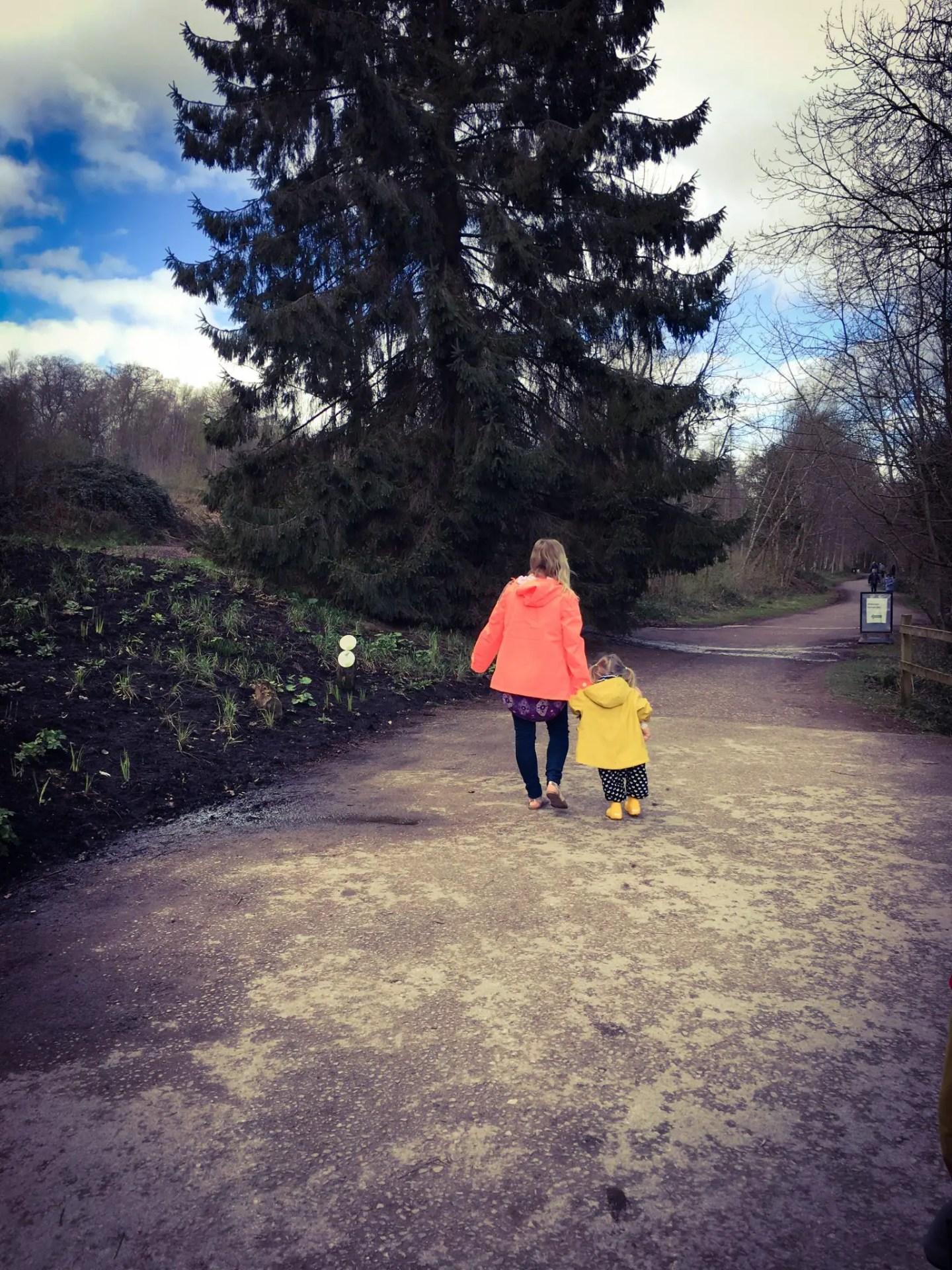 Trentham Gardens Staffordshire