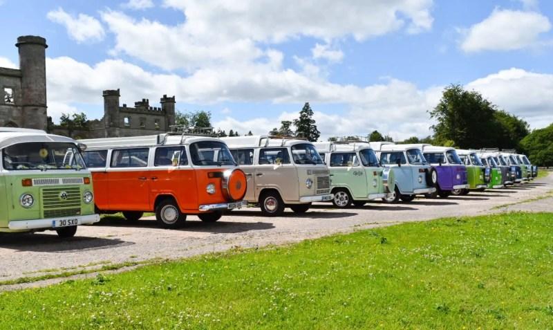 self build campervan insurance: Scenic insurance