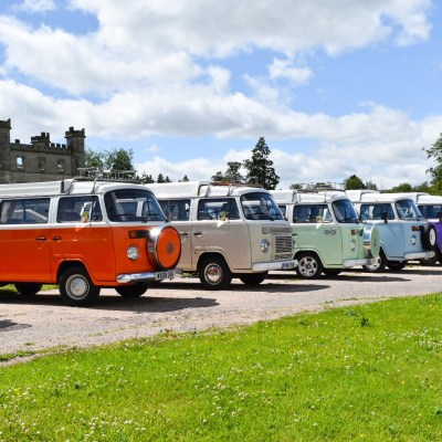 Camper list: Essential items for a camper van road trip with young kids